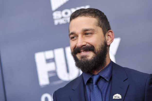 Actor Shia LaBeouf is spending a month in a remote cabin in Finland in complete isolation