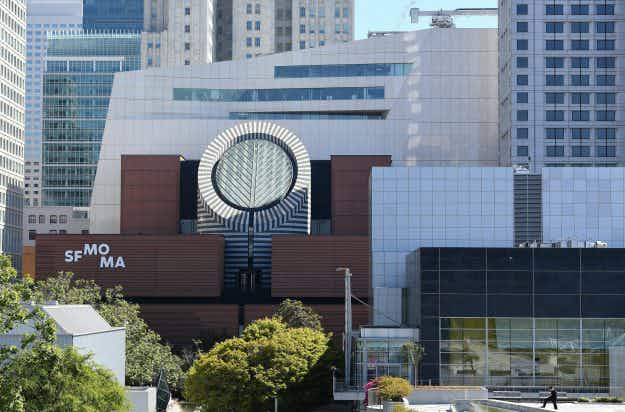 San Francisco Museum of Modern Art extension makes it the biggest art gallery in US