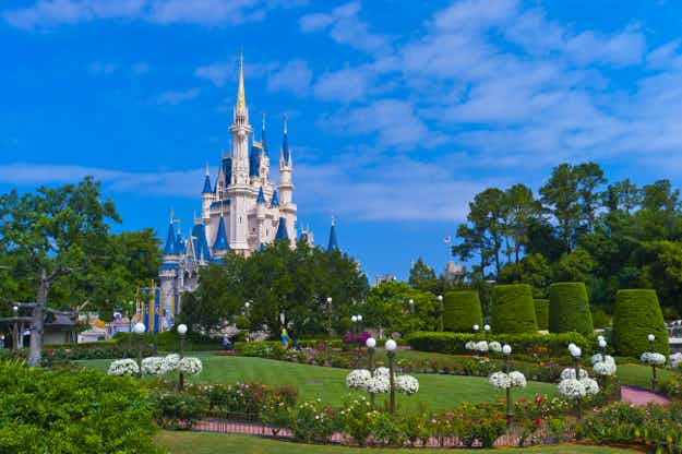 Report reveals the most popular theme parks in the world and Disney comes out on top