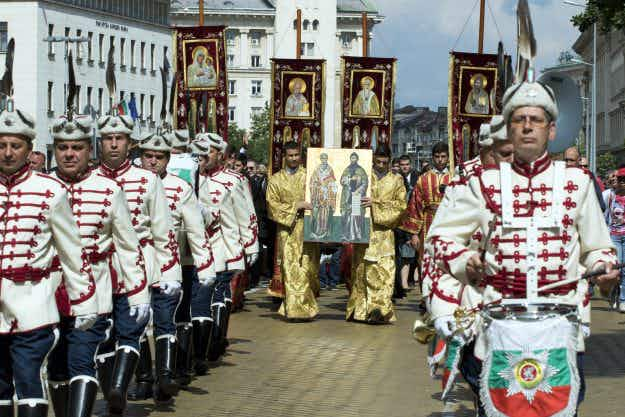 Bulgaria celebrates Cyrillic Alphabet Day and all things Slavonic