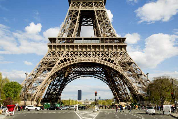 Lucky travellers will get the chance to spend a night at the Eiffel Tower in Paris