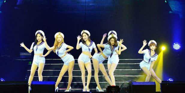 South Korea begins to attract visitors as KPop's popularity goes global