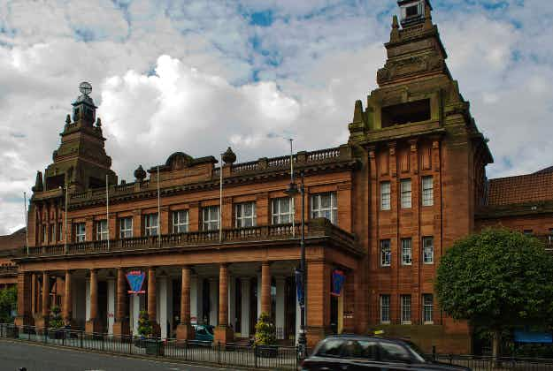 Transformed Kelvin Hall in Glasgow is now one of Britain's biggest museums