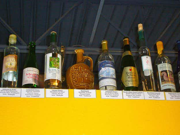 """Welsh """"super-mead"""" could safeguard drinkers from food poisoning"""