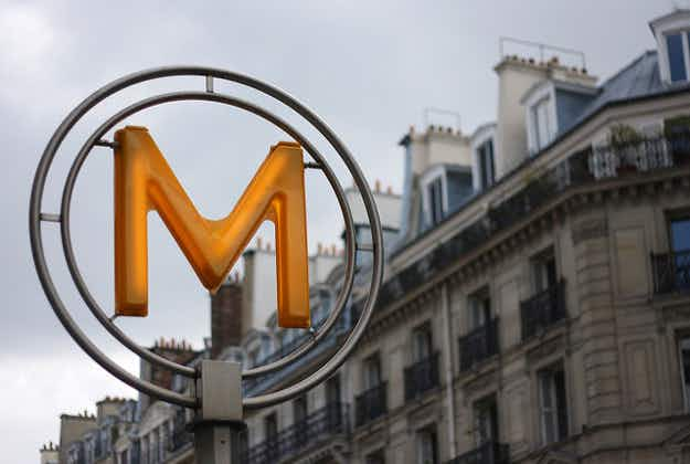 Paris metro system's iconic white tickets to be phased out in major overhaul