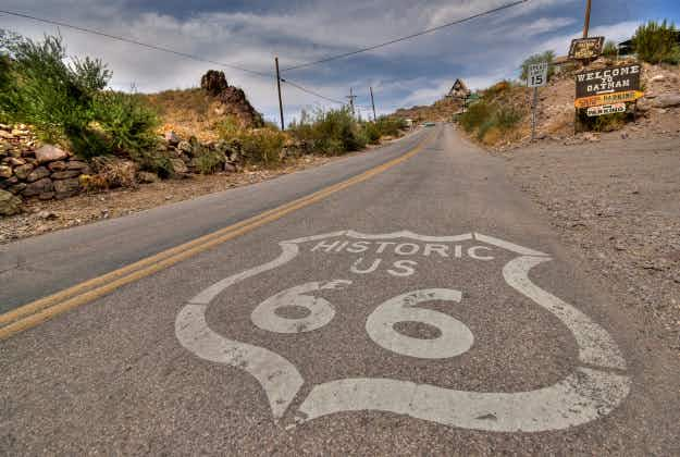 California towns along Route 66 plan to revive their fortunes and draw tourists back in