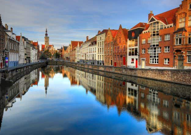 World's first ever 2 mile-long beer pipeline to be built under the streets of Bruges