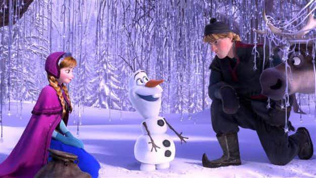 Frozen The Musical comes to Disney California Adventure's Hyperion Theater