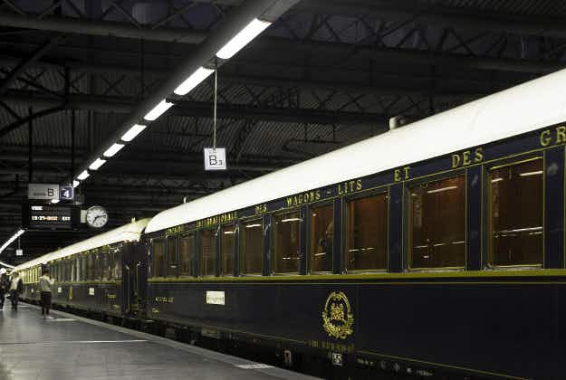 Ticket to ride Orient Express from Berlin to London costs a mere €3000