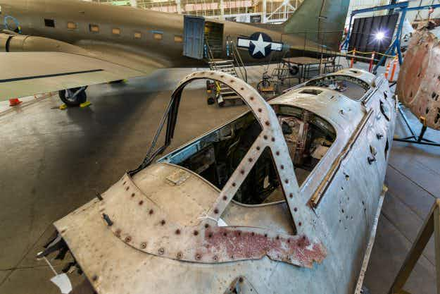 Pearl Harbor's Pacific Aviation Museum will display a rare Japanese plane from WWII