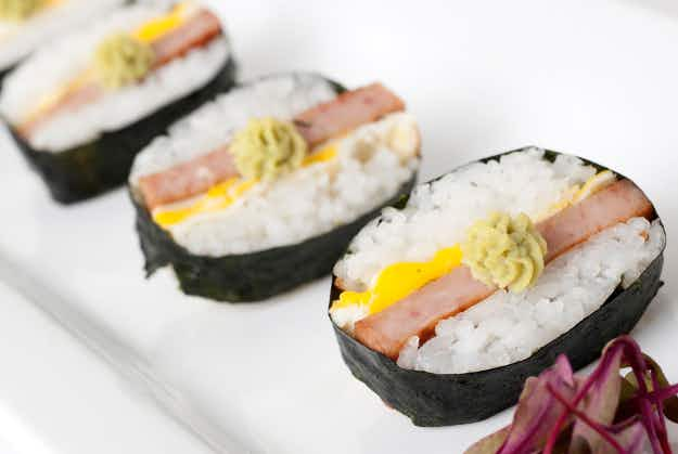 Spam sushi anyone? The new food combos at this year's Minnesota State Fair will blow your palate