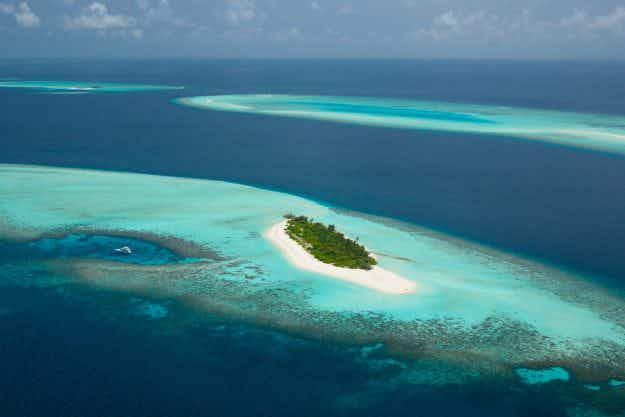Four Seasons is opening its first private island hotel in a World Biosphere Reserve in the Maldives