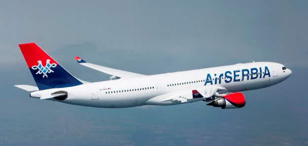 Air Serbia launches a direct flight between New York and Belgrade