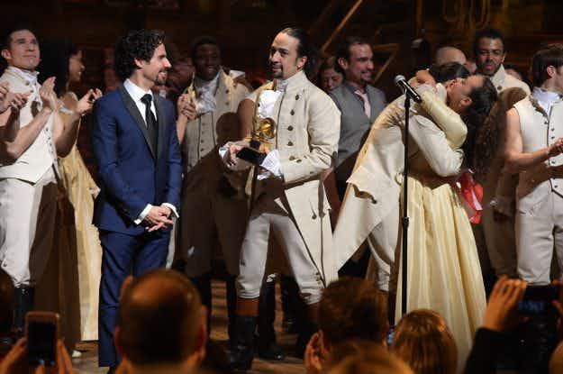 Hamilton craze boosts number of visitors to American historical sites connected to founding father