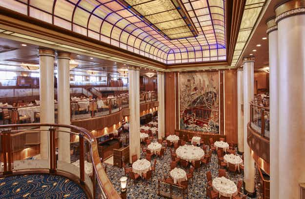 See inside the transatlantic ocean liner Queen Mary 2 after a £90 million redesign