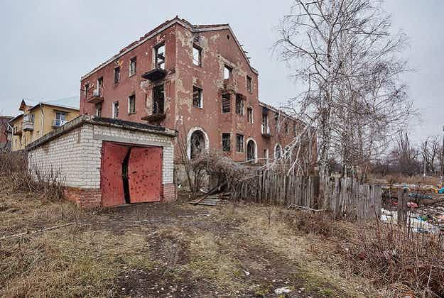 Dnipro open-air museum now offering war tours in eastern Ukraine