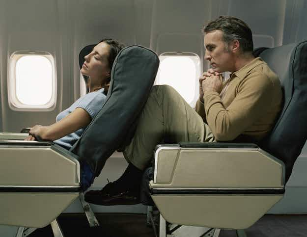 Most US passengers willing to let flight attendants deal with in-flight disagreements
