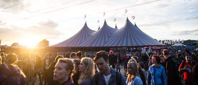 Glastonbury is banning plastic bottles for festival goers this year