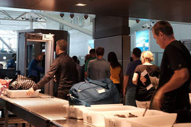 Good news! TSA lines are significantly shorter...just in time for your summer vacation