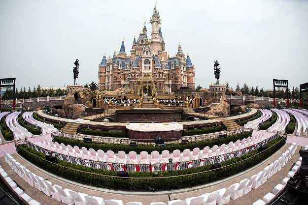 First look - Inside Shanghai's new Disney Resort as it finally opens gates to the public