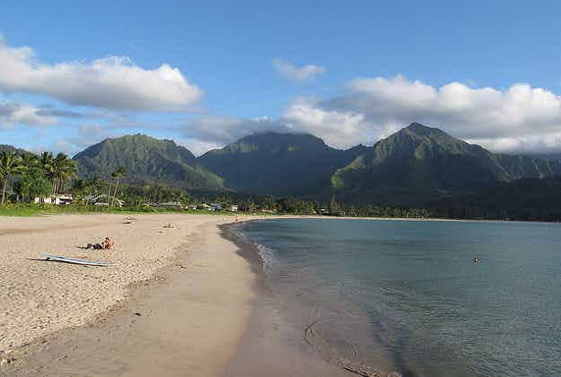 Hawaii Tourism Authority funds Kaua'i's North Shore shuttle service
