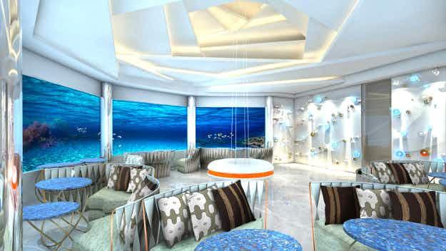 New luxury resort in the Maldives will feature an underwater restaurant