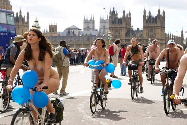 Portland, Oregon announced as location for this year's World Naked Bike Ride event
