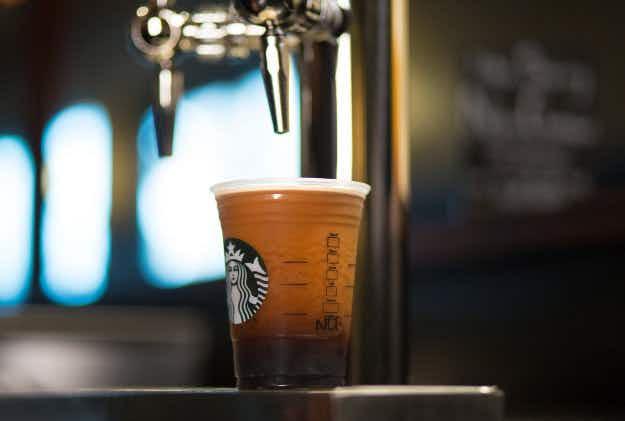 Milk, cream, sugar....nitrogen in your coffee? Nitro-infused coffee goes mainstream