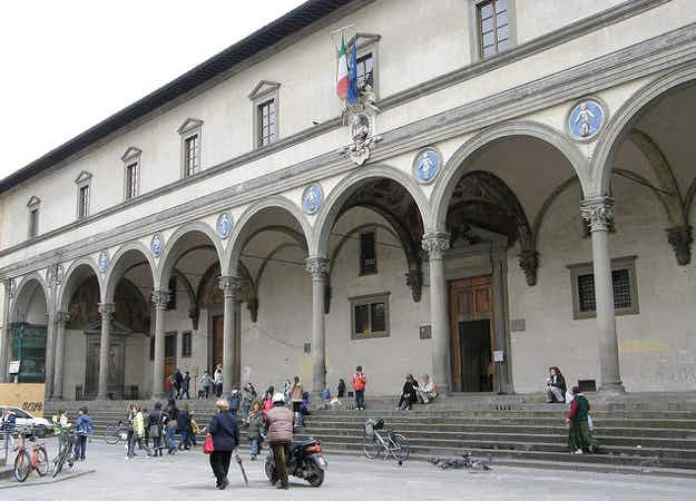 New museum of abandoned children opens in Florence after revamp