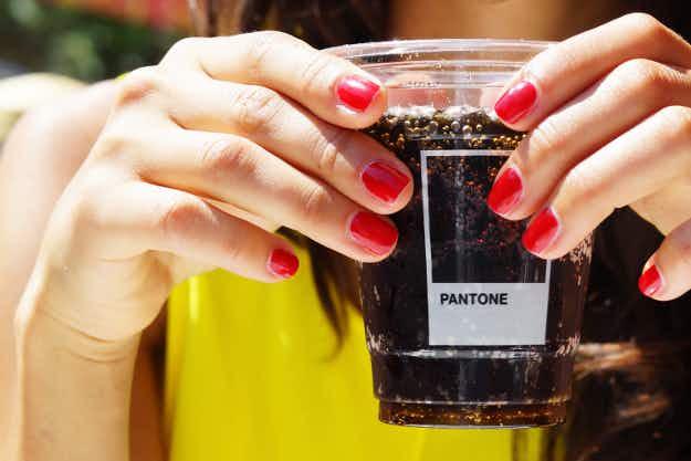 Taste the colour at the vibrant Pantone Café pop-up in Monaco