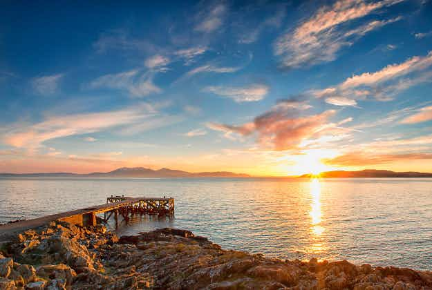 Isle of Arran celebrating top spot with highest rated island hotels in Europe