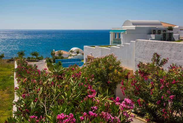 Bright spot in rough times for Greece as tourism hits record levels