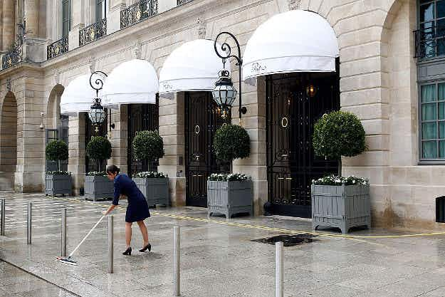 Four years and €400m later the iconic Paris Ritz hotel is set to reopen