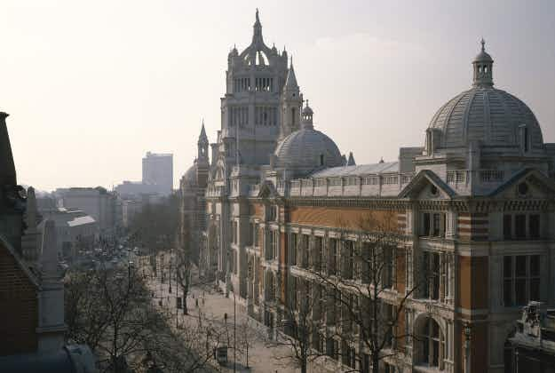 Smithsonian to join forces with the V&A in permanent London base