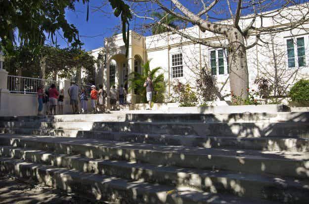 US hardware arrives in Cuba for Hemingway estate conservation