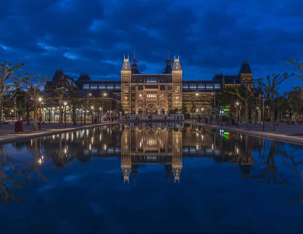 Take a virtual stroll through the Rijksmuseum in Amsterdam