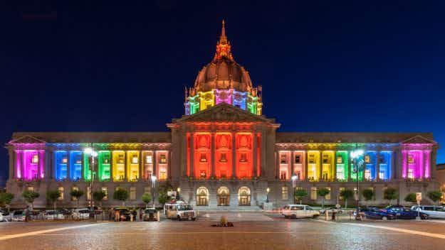 Pride is taking over the world this weekend; here's a look at some of the biggest events