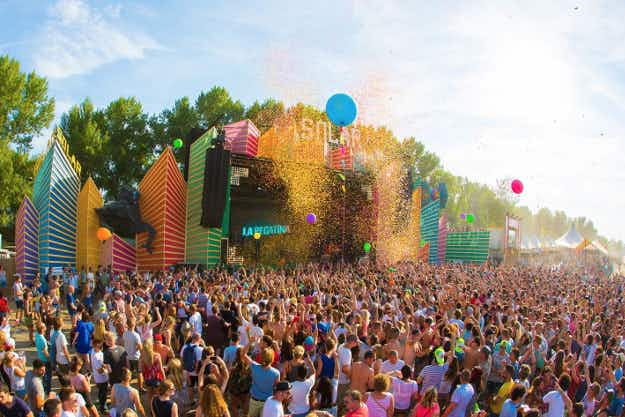 Want to create a festival? This Dutch festival has been designed entirely by the public