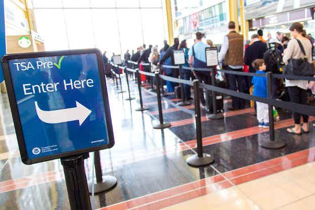 Temporary TSA PreCheck enrolment centres aim to speed up airport travel
