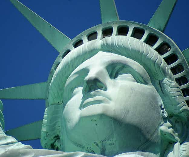 Has the iconic Statue of Liberty been fooling us all for 131 years?