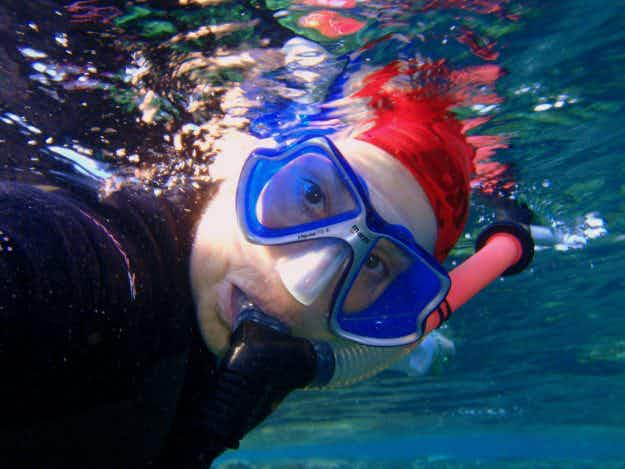 Now you can explore the coral reefs on Scotland's first ever snorkel trail