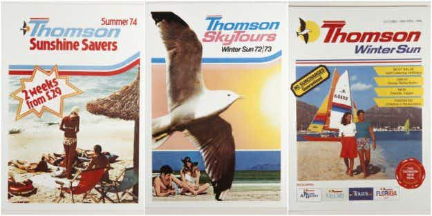 Bye bye, to the glossy holiday brochure - British travel giants are phasing them out