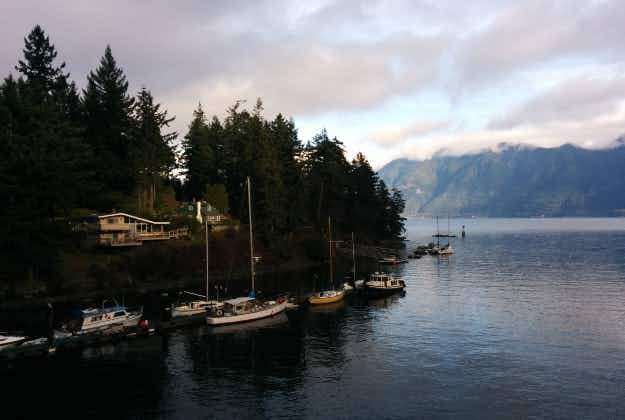 Don't go to Bowen Island, they say it's awful (it's not, it's amazing)