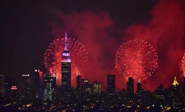 Four spectacular places to watch the Fourth of July go off with a bang