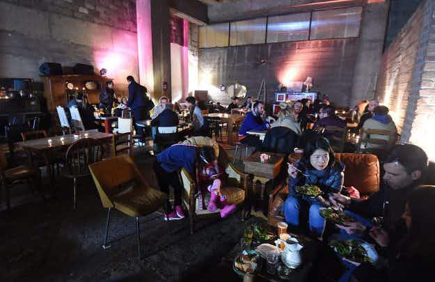 Eat, drink and be entertained at former railway sites in Paris