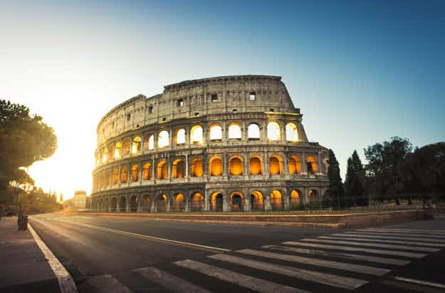 First phase of Rome Colosseum's multi-million euro facelift is now complete