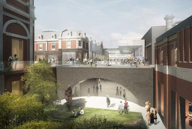 Winning team announced to design new Museum of London