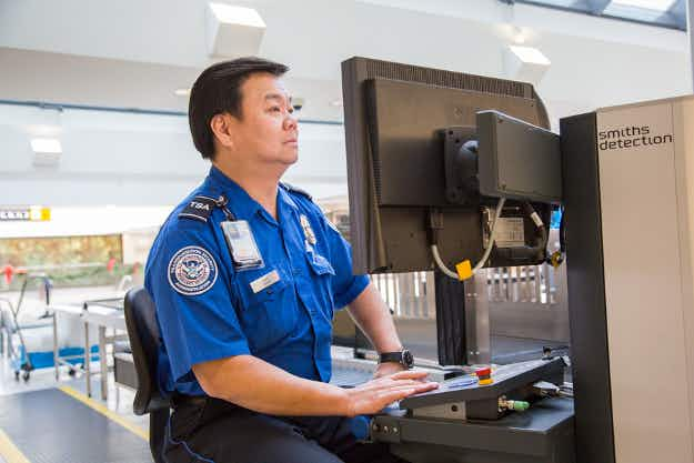 TSA and American Airlines to implement new security screening technology to reduce wait times