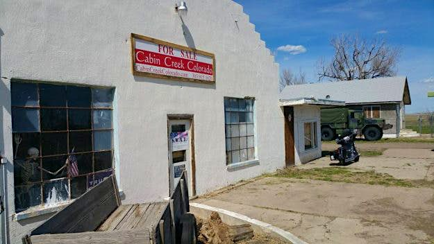 For sale: one Colorado ghost town for US$350,000 on
