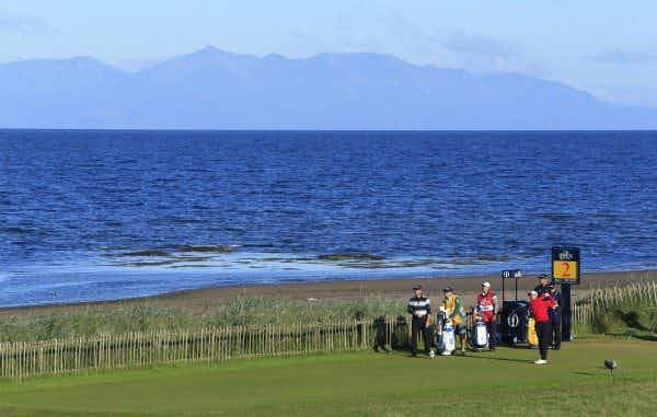 Why golf tourism is having a boom in Scotland right now
